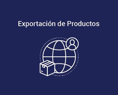Exportación de productos
