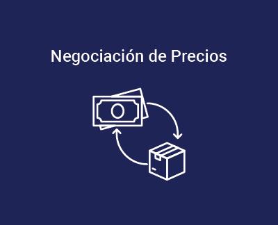 Negociación de precios
