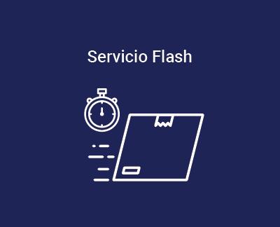Servicio Flash
