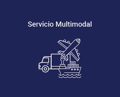 Servicio multimodal