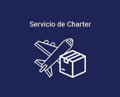 Servicios de charter