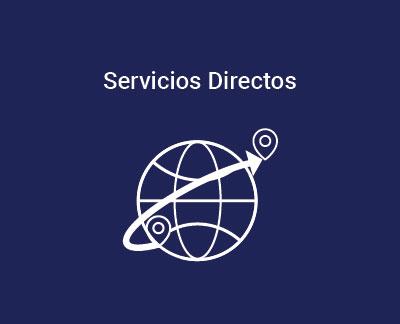 Servicios directos